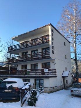 White Side Holidays Poland, Budget accommodation option, Misiek