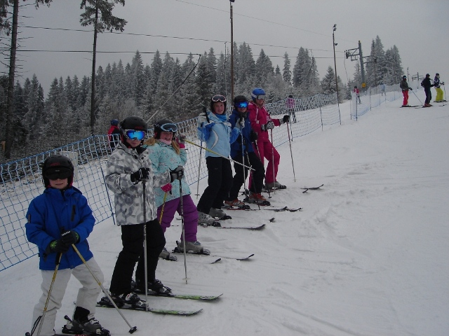Learning to ski in Zakopane with White Side Holidays Poland