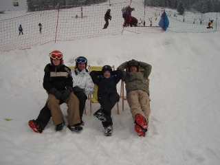 Chilling out in Zakopane with White Side Holidays Poland