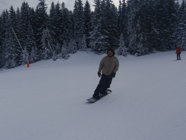 Enjoying a White Side Holidays day trip to Jasna, Slovakia