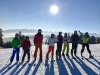11th January 2017 - A beautiful day in Poland, skiing with guests at Bialka