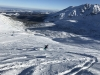 16th January 2017 - Bluebird day skiing and snowboarding on Kasprowy Wierch in Poland with our guests