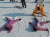 Our favourite snow angels!