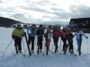 A beautiful sunny day on the slopes in Zakopane, February 2014, with White Side Holidays Poland