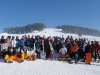 February Half Term Skiing and Snowboarding guests in Zakopane - February 2012