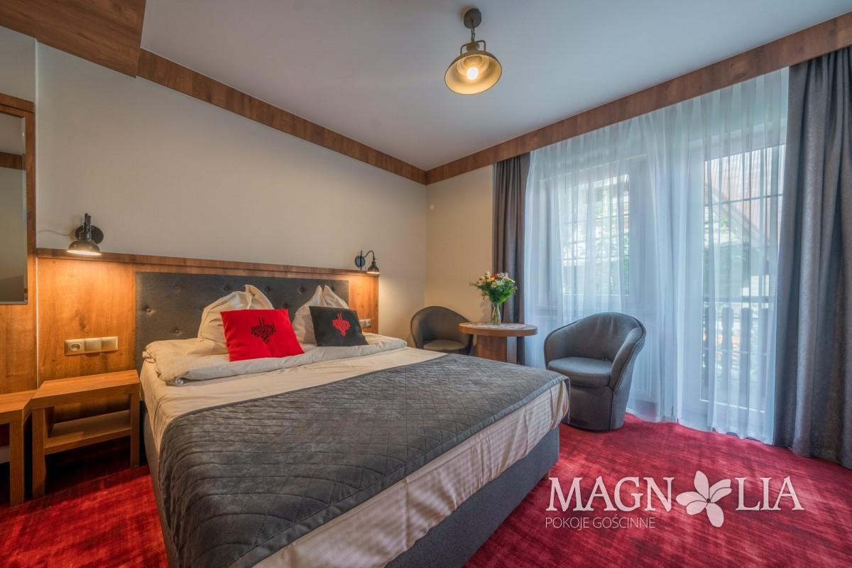 Chalet Magnolia, Zakopane. Bedroom-Zakopane-Bedroom-5-White-Side-Holidays-Poland