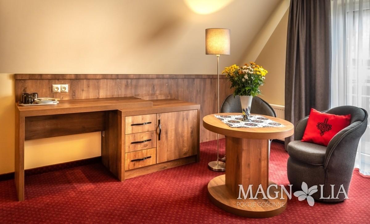 Chalet Magnolia, Zakopane. Bedroom