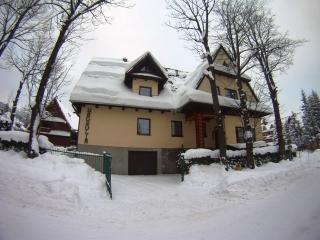 Chalet Magnolia, Zakopane, Poland - White Side Holidays Poland