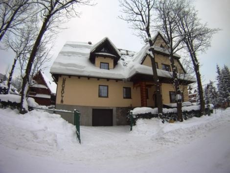 Chalet Magnolia, Zakopane, Poland working with White Side Holidays