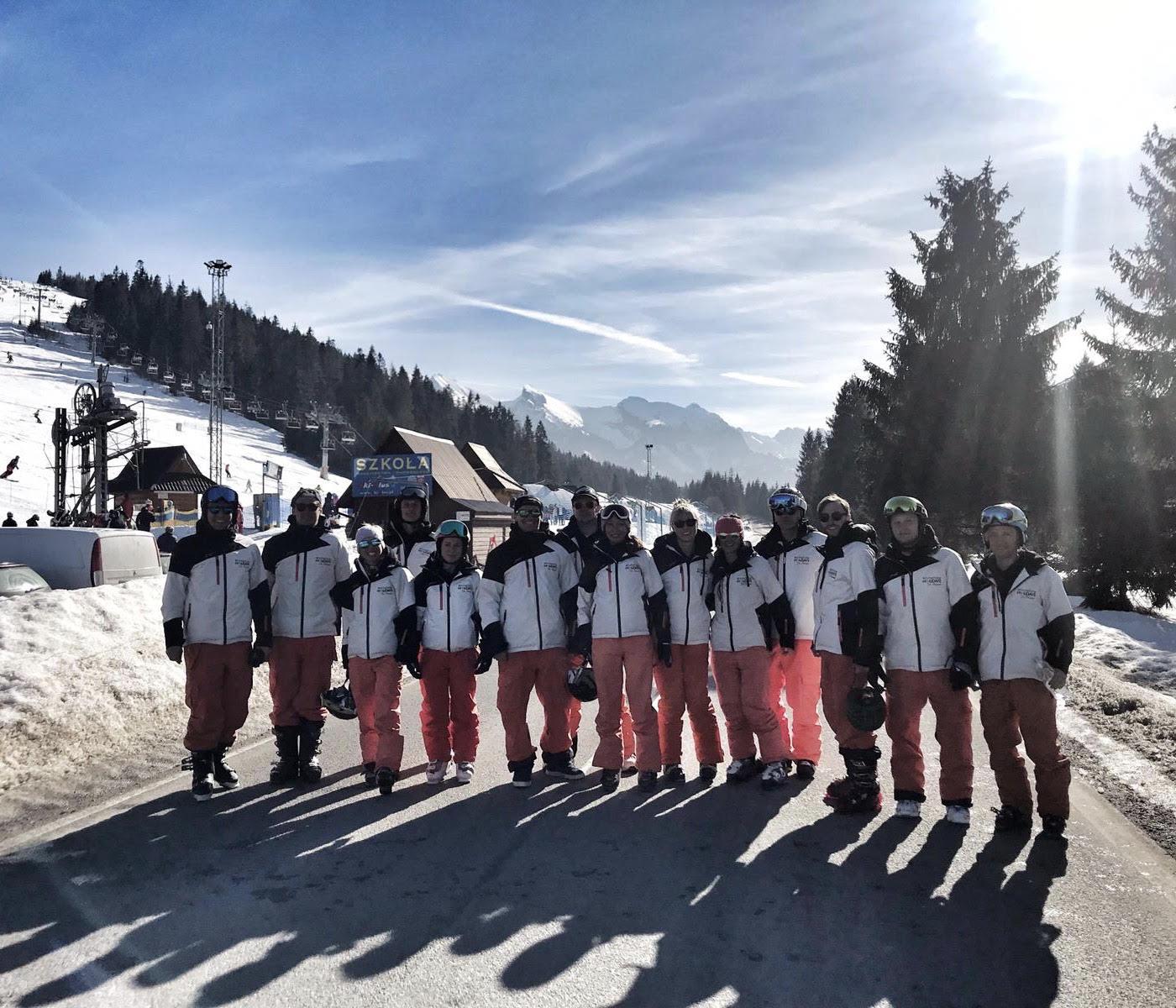 White Side Holidays Poland, Ski and Snowboard Instructors in Zakopane