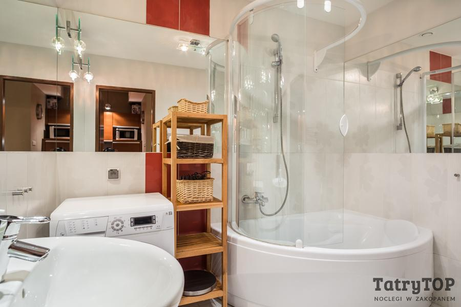 Radowid Zakopane 29 - Bathroom, Stay with White Side Holidays Poland