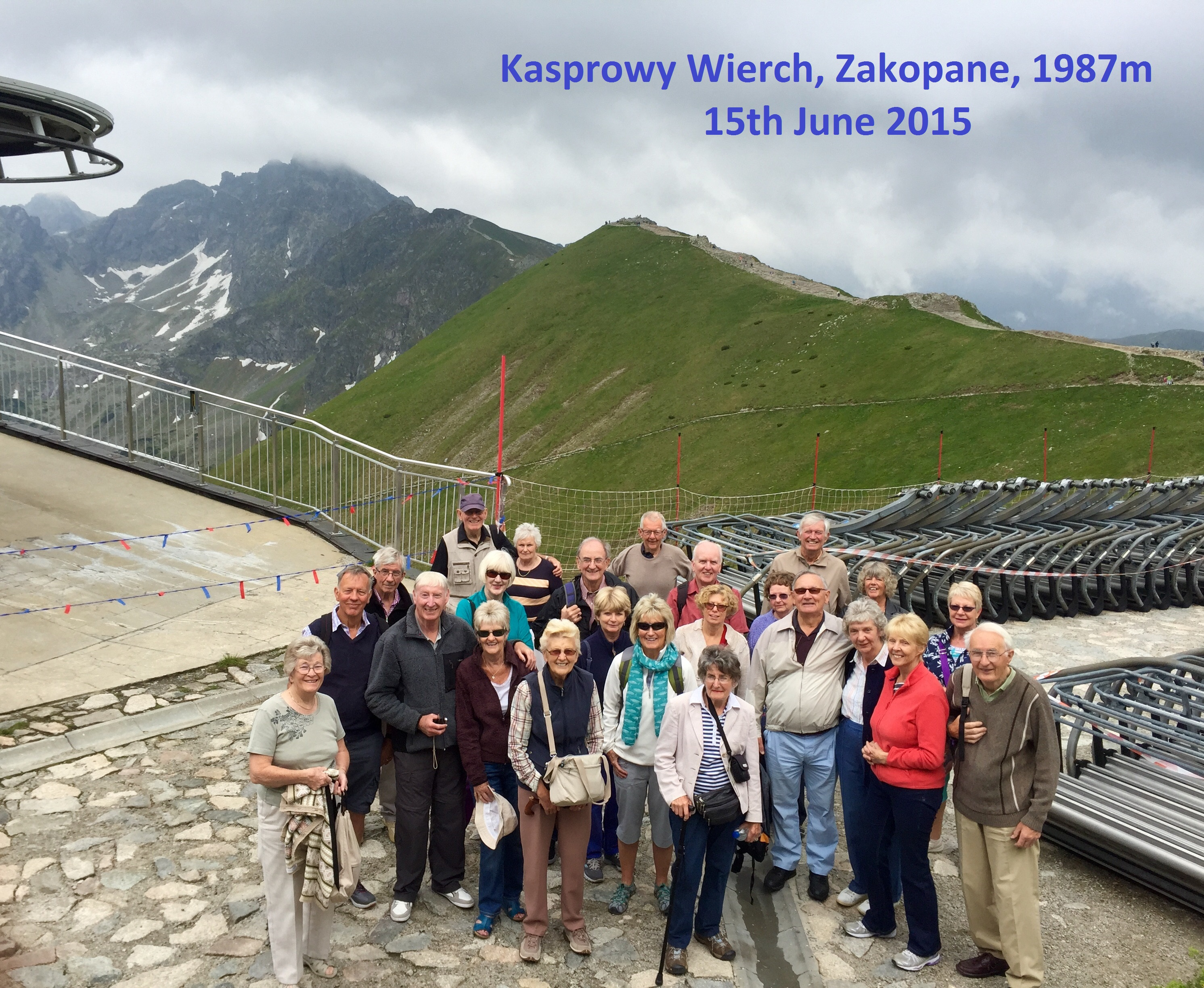 Our first ever Bridge Holiday with Mercian Travel and White Side Holidays Poland