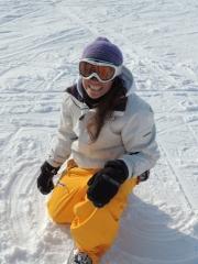 Magda, Ski Instructor in Zakopane