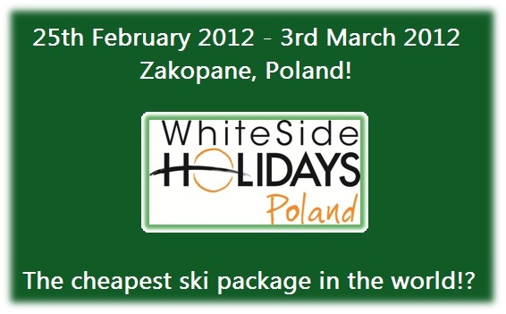 The Cheapest Ski Package in the World!?