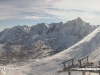 17/10/13 - Snow up in the mountains in Zakopane, the new ski season is coming!