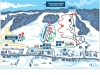 Harenda Piste Map - Come and ski here with White Side Holidays Poland
