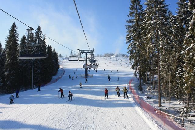 Bialka Ski Area, Poland
