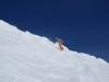 Monika snowboarding on a White Side Holidays day trip to Jasna, Slovakia