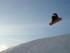 Gaz jumping at the Harenda Snow Park, Zakopane, Poland
