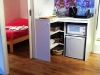White Side Holidays Apartment - Kitchen Area / Bedroom