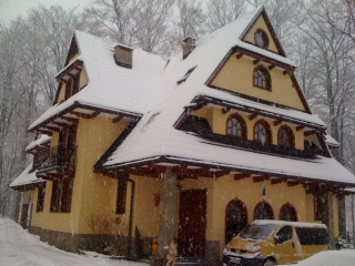 Willa Bor Zakopane, Ski Accommodation