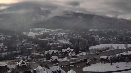 Winter starting in Zakopane, 23rd November 2015