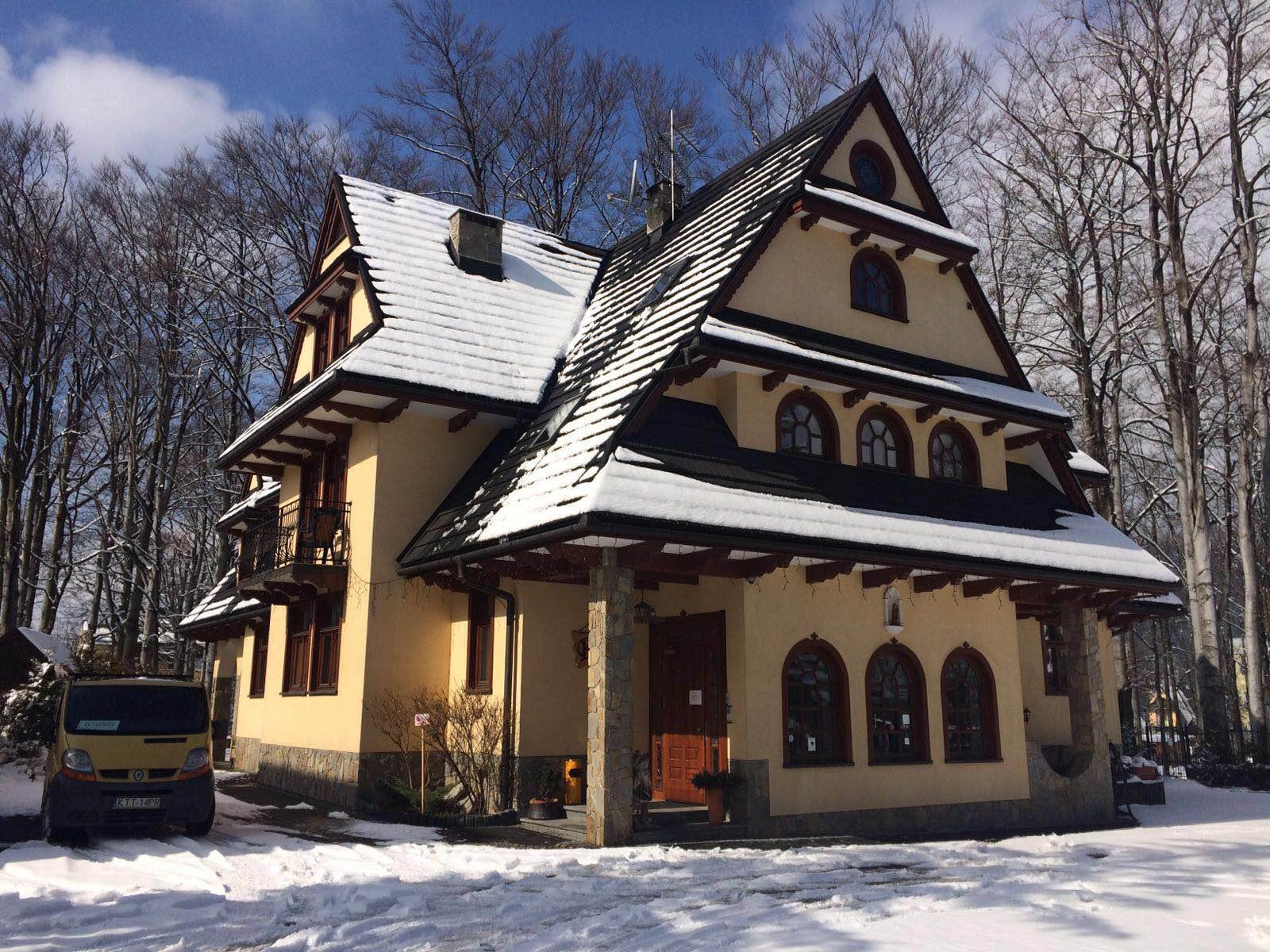 White Side Holidays Poland, Willa Bor Ski Accommodation, Zakopane
