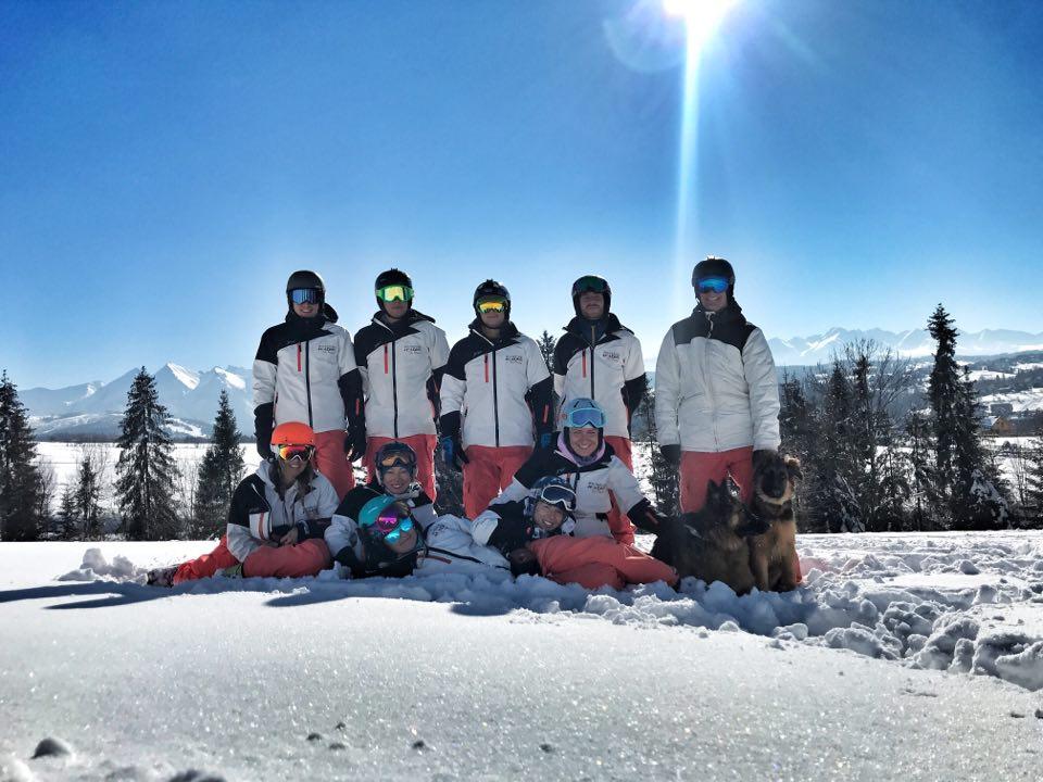 White Side Holidays Poland Ski and Snowboard Instructors in Zakopane, Poland