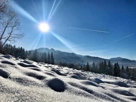 Starting to get excited for winter now in Zakopane! 15th November 2018, looking stunning!