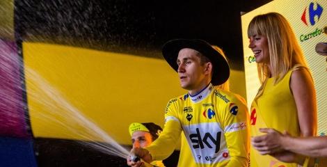 Michal Kwiatkowski, Tour de Pologne winner 2018