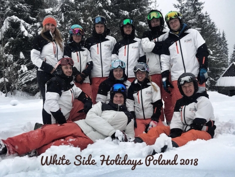 White Side Holidays Poland Ski and Snowboard Instructors in Zakopane, Poland