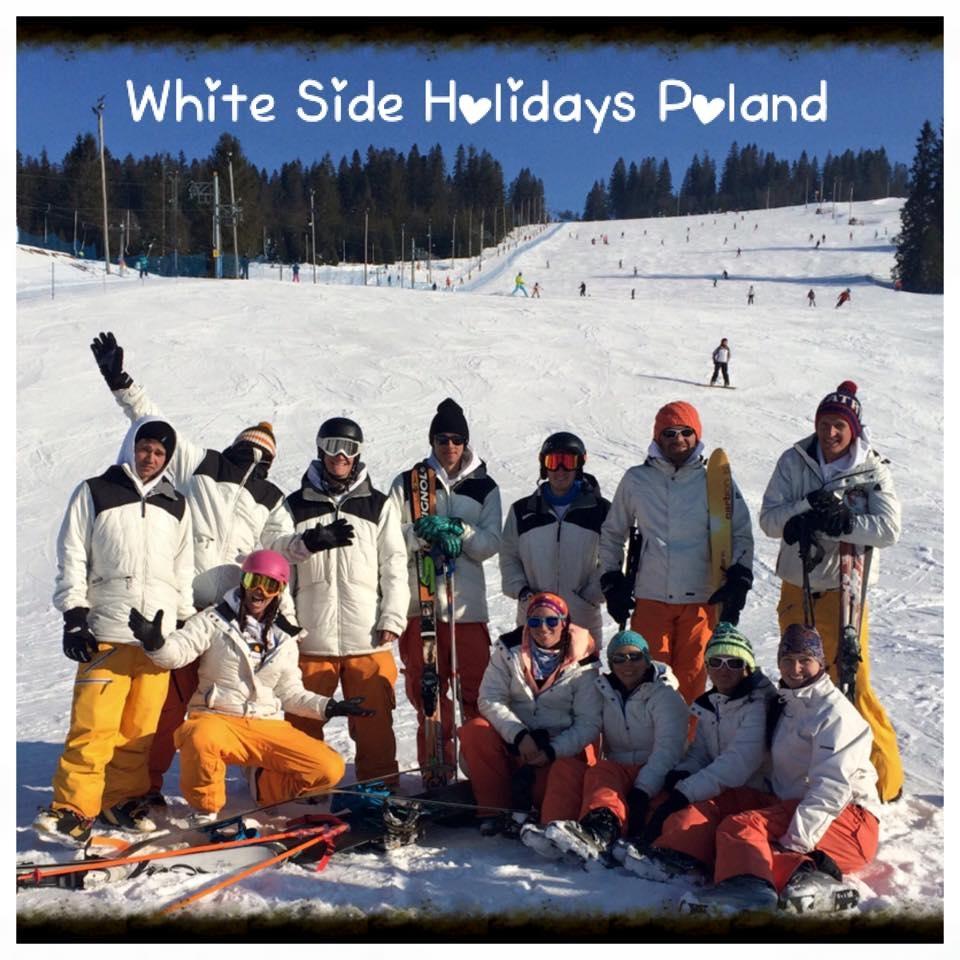 White Side Holidays Poland Ski and Snowboard Instructor Staff, Half Term 2015