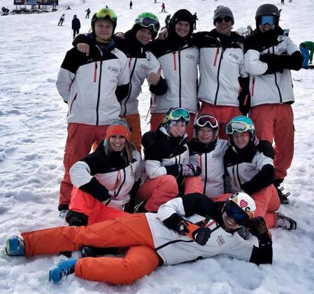 January 1st 2019, White Side Holidays Poland Ski Instructors in Zakopane