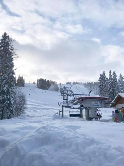 Skiing with White Side Holidays Poland in Bialka, 3rd January 2019