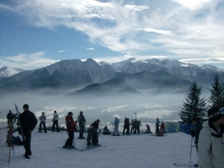 White Side Holidays, Szymoszkowa Ski Area, Zakopane, Poland