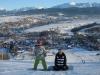 Monika and Gaz, Harenda ski are, Zakopane, Poland
