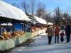 Traditional markets in Zakopane, Poland