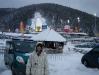 Nath at the World Cup Ski Jump in Zakopane, Poland
